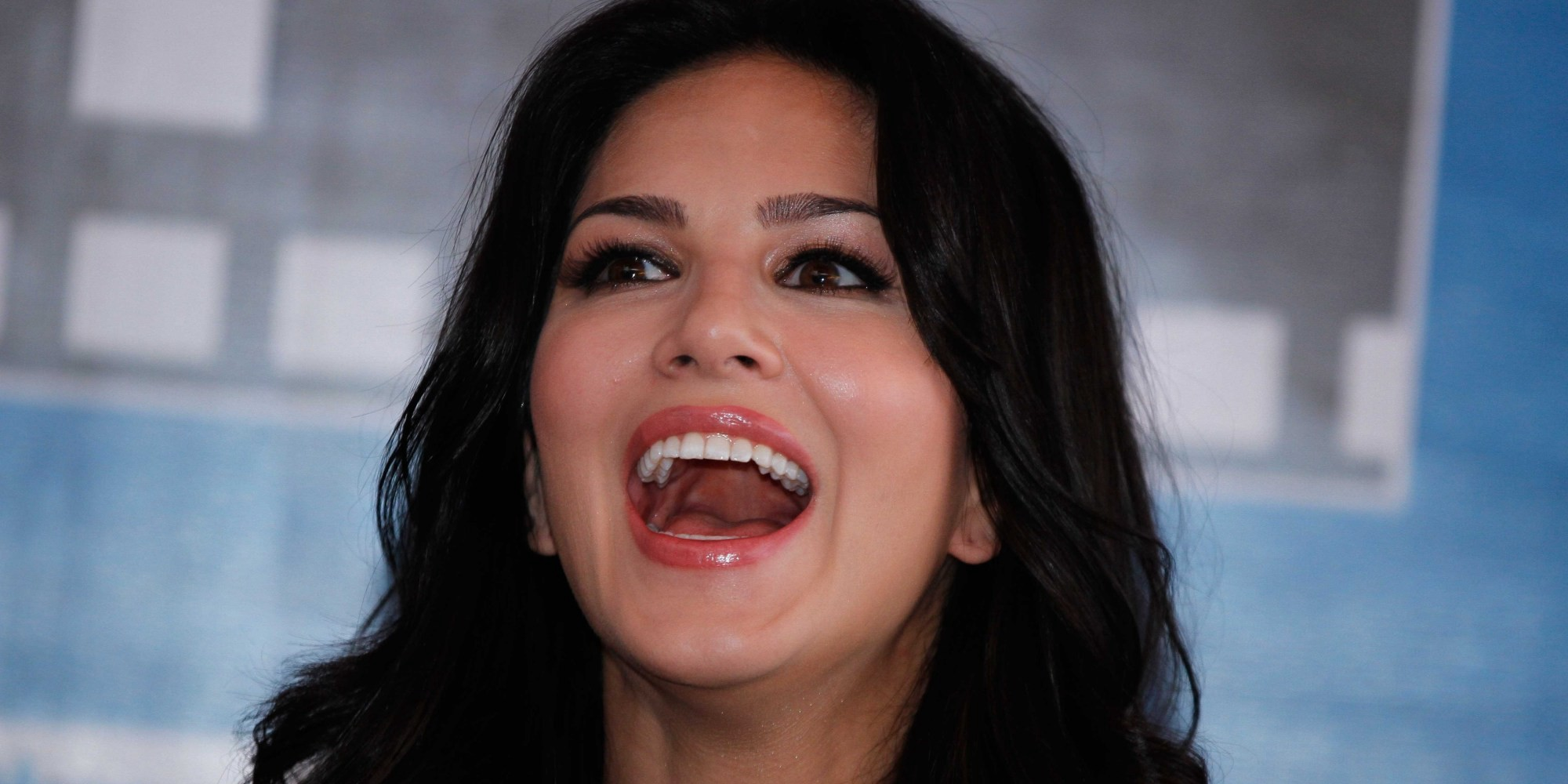 Sunny leone tongue in my mouth