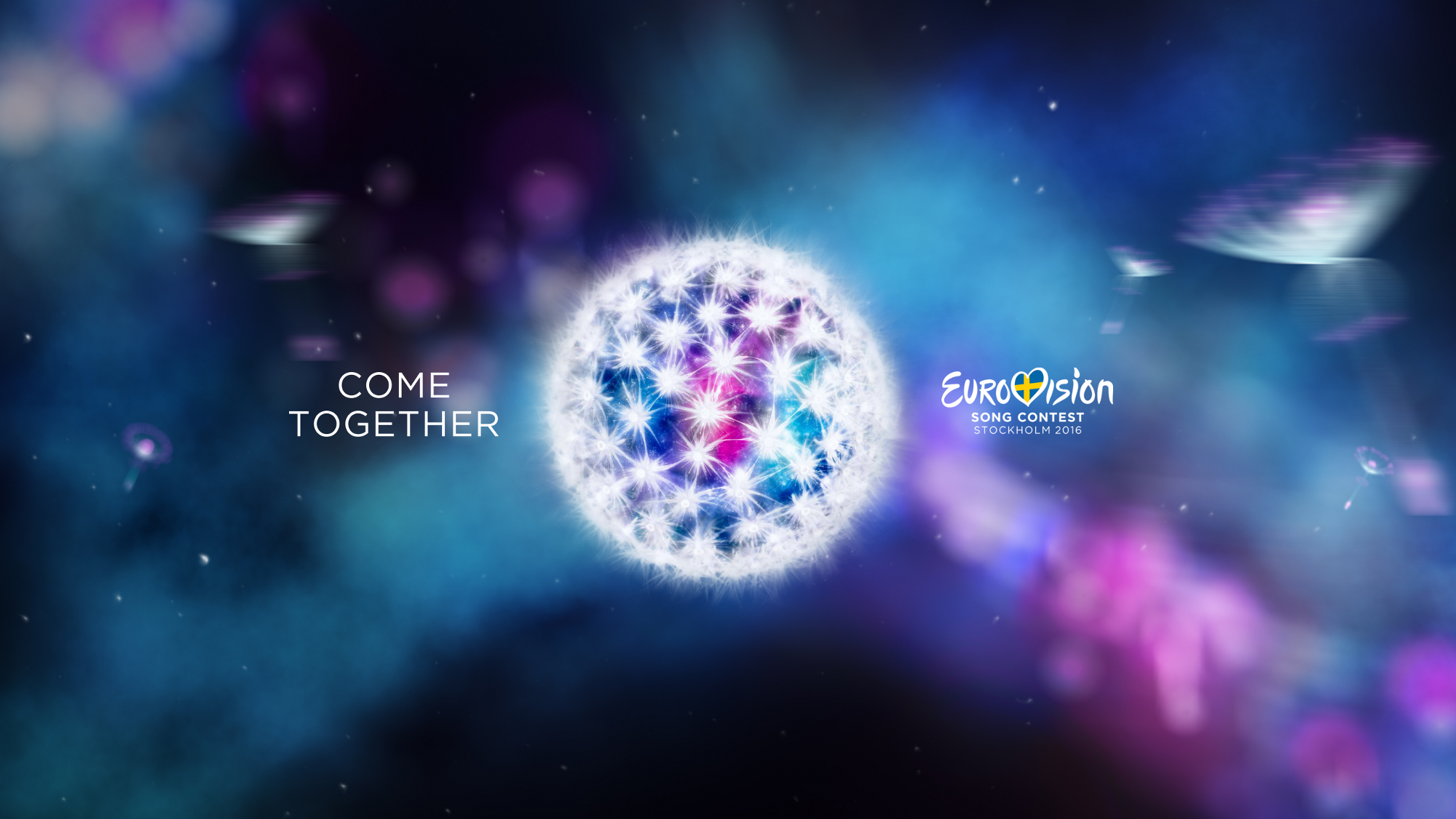 The theme artwork and slogan: How it really comes together: Every year, thousands of hard-core Eurovision Song Contest fans look forward to the announcement of the event slogan and the accompanying artwork. Some care about what it looks like, others about