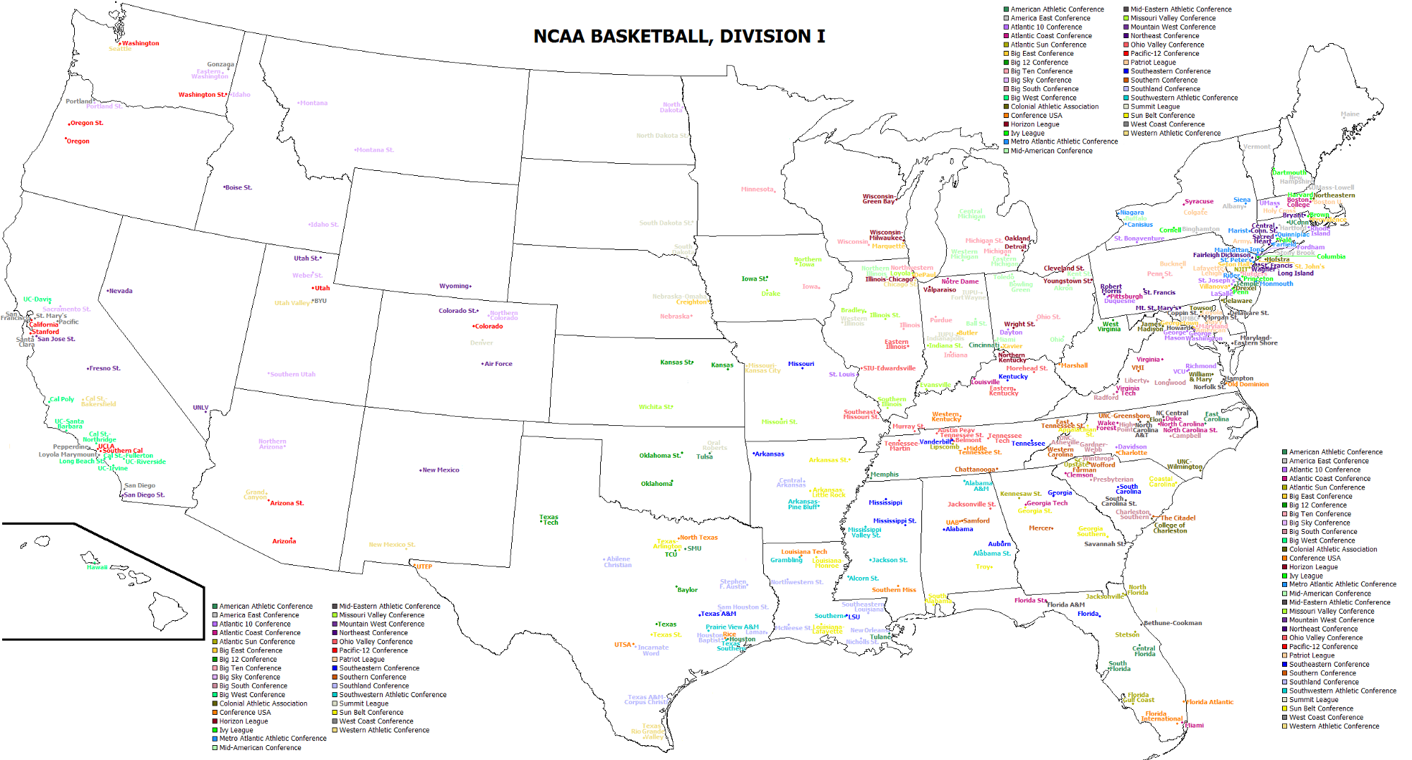 Mission 351 the most insane fan quest in all of college basketball the schools are spread out from los angeles cali to little rock ark to loretto penn and seemingly everywhere in between big cities small towns sciox Images