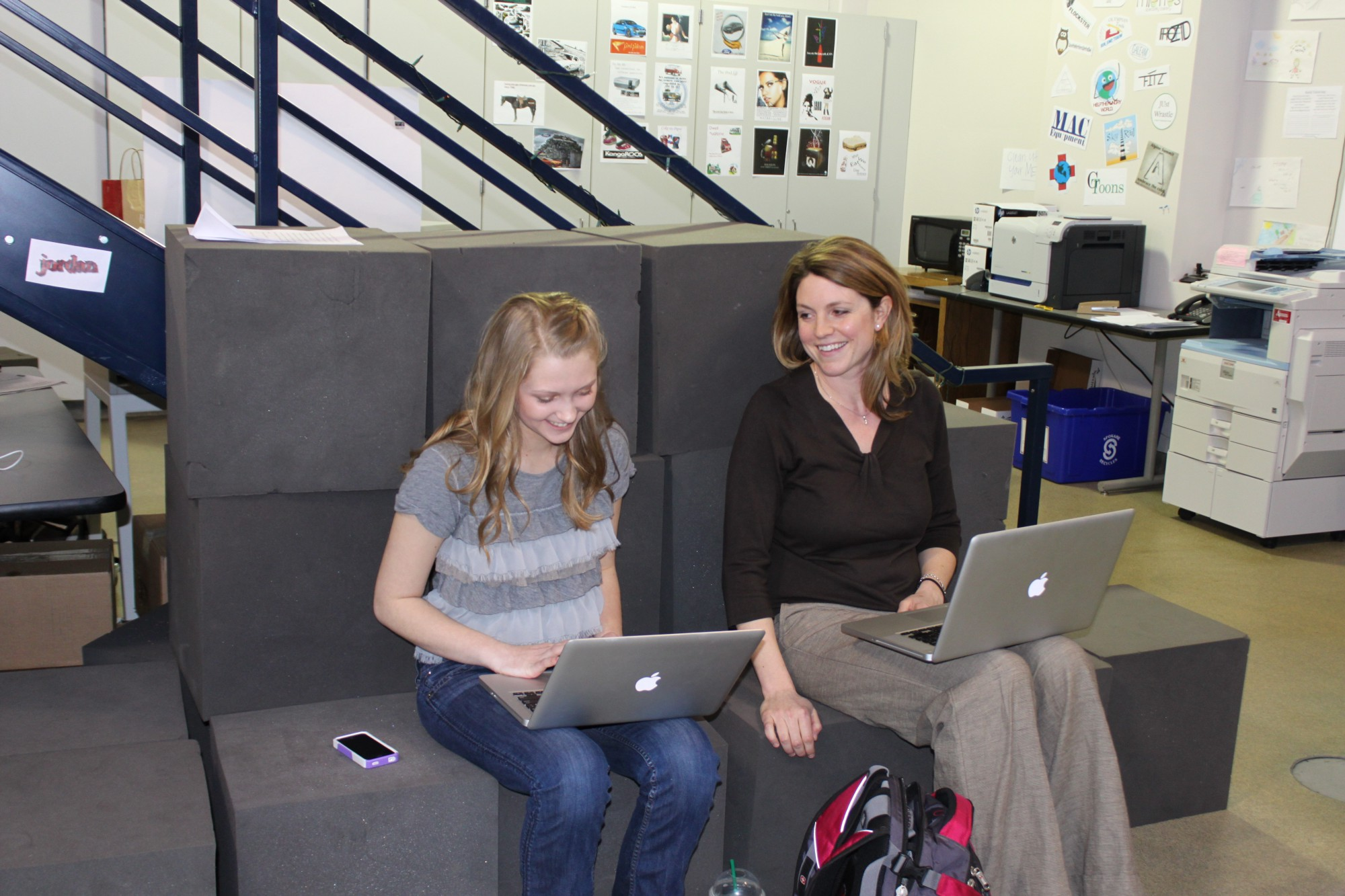 Educator Duo Reflects on How Design Thinking Has Transformed Their Teaching