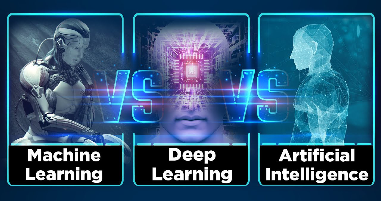 Technology Management Image: Top Differences Between Artificial Intelligence, Machine