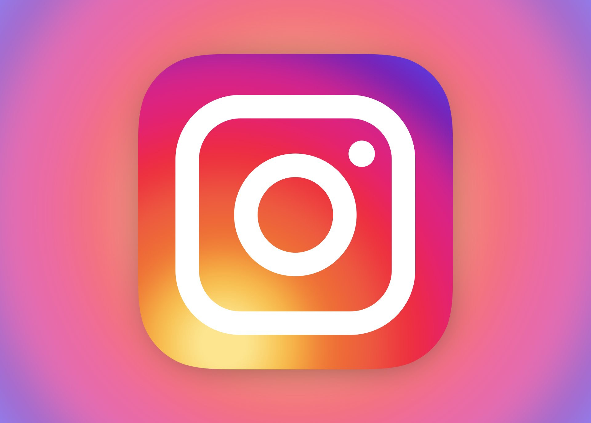 No you can t make a better instagram logo the things for Easy way to create a logo
