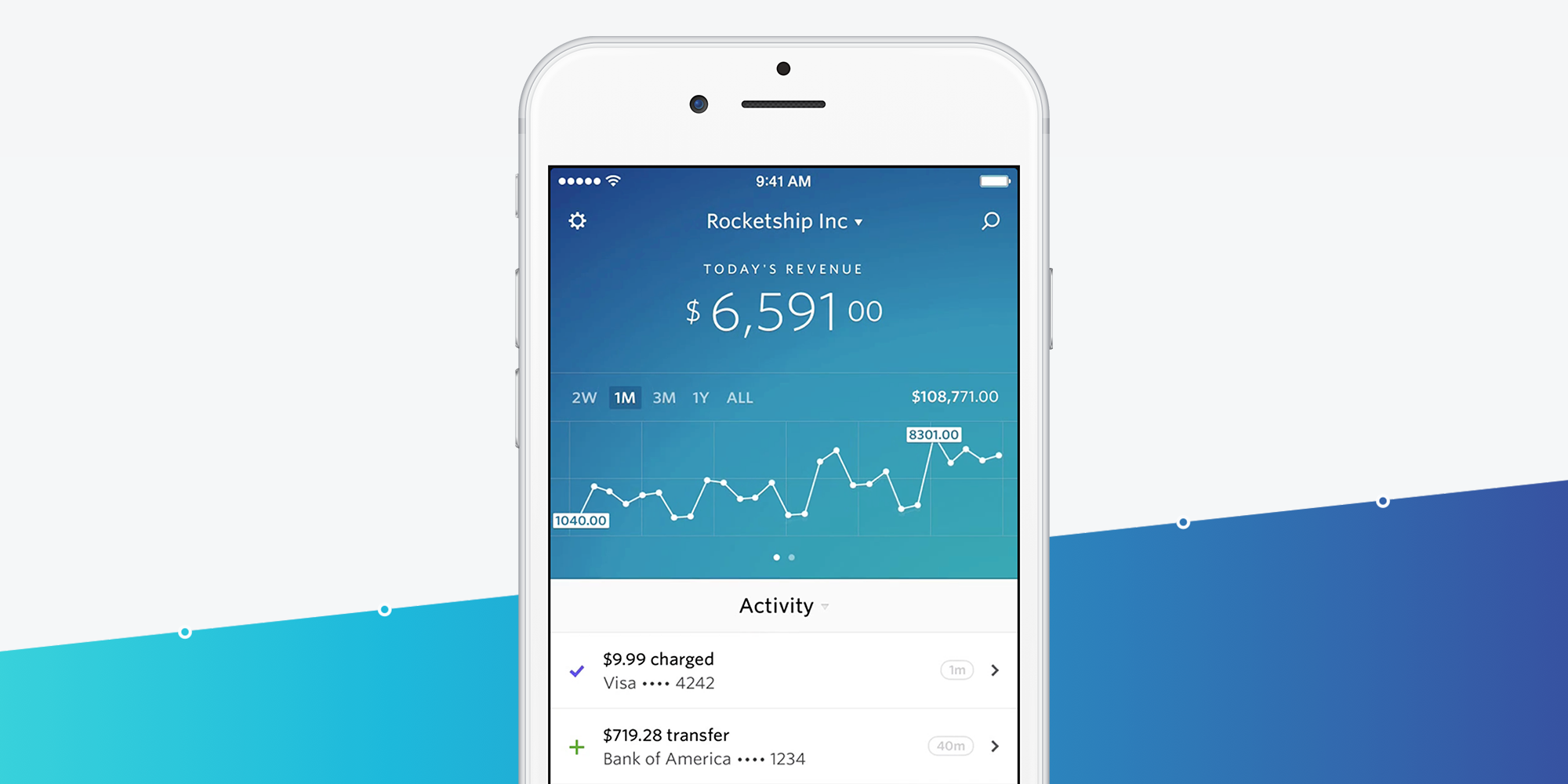 Exploring the Product Design of the Stripe Dashboard for iPhone