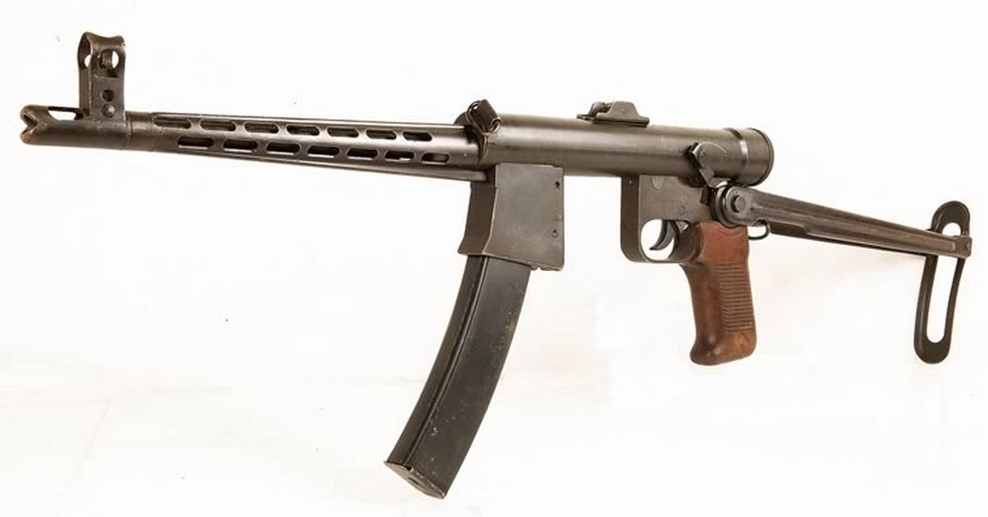 This Rare Cold War Hungarian Submachine Gun Reappeared In