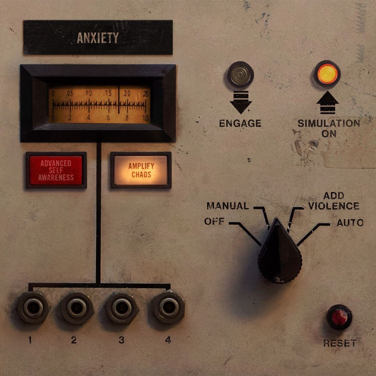 The Art & Inspiration of Nine Inch Nails – Artist Waves