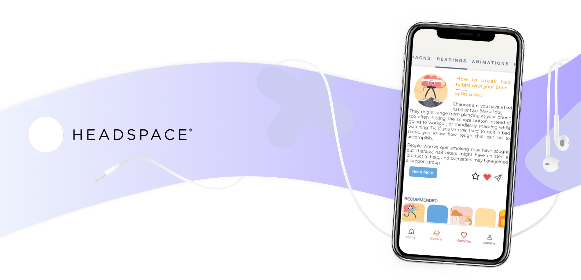UX Case Study: Expanding Headspace