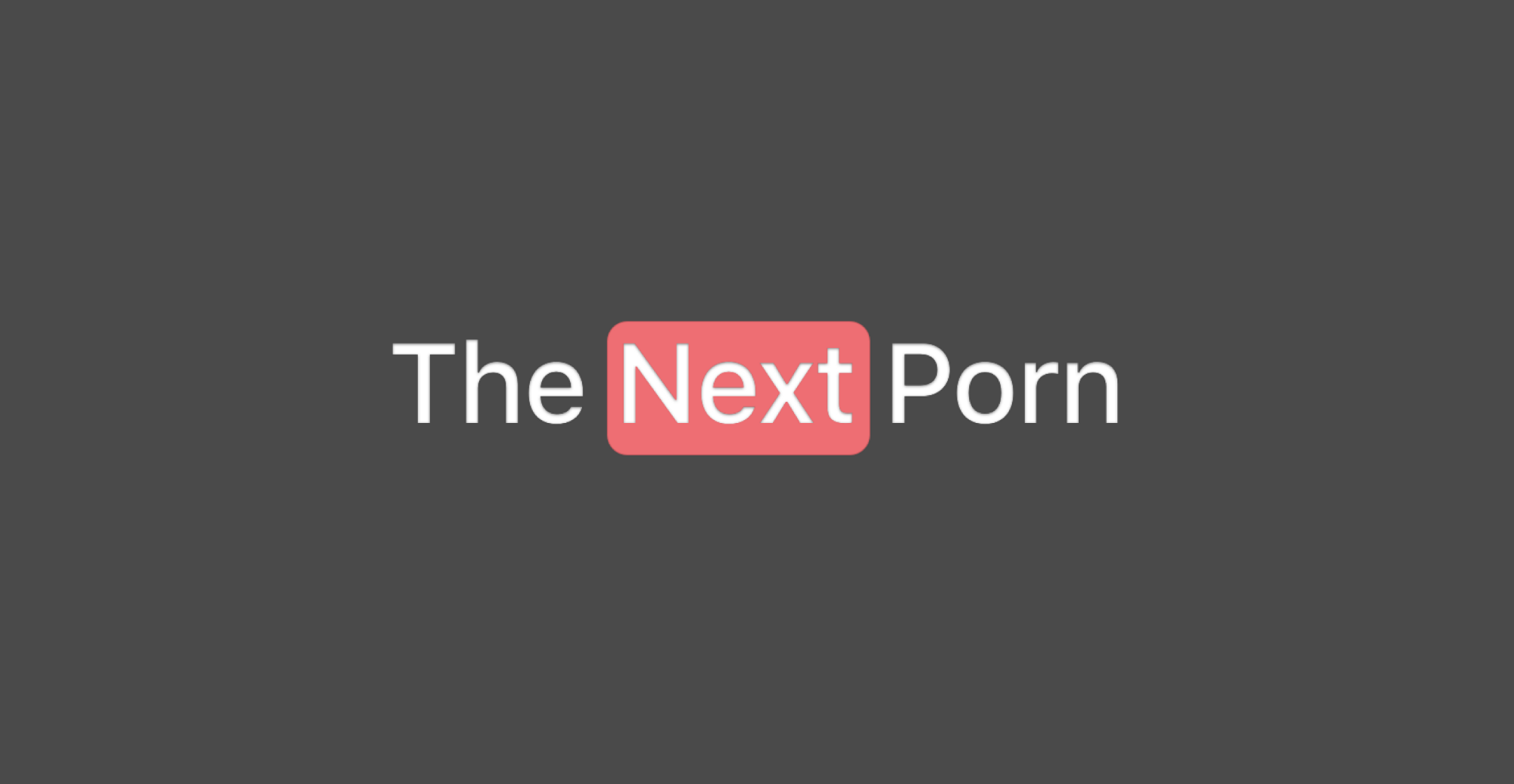 The Next Porn: How to design a service without having money