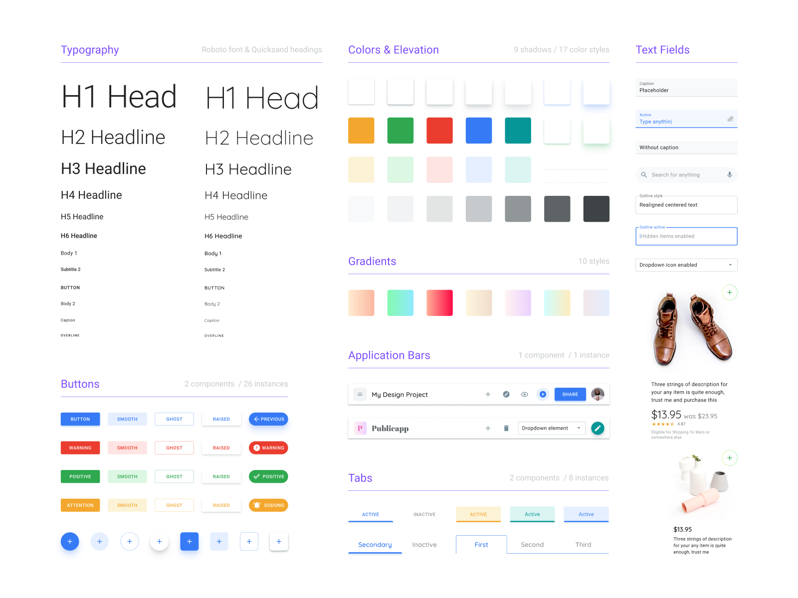 Monetizing the design: what I've learned after a year of non-stop UI grinding