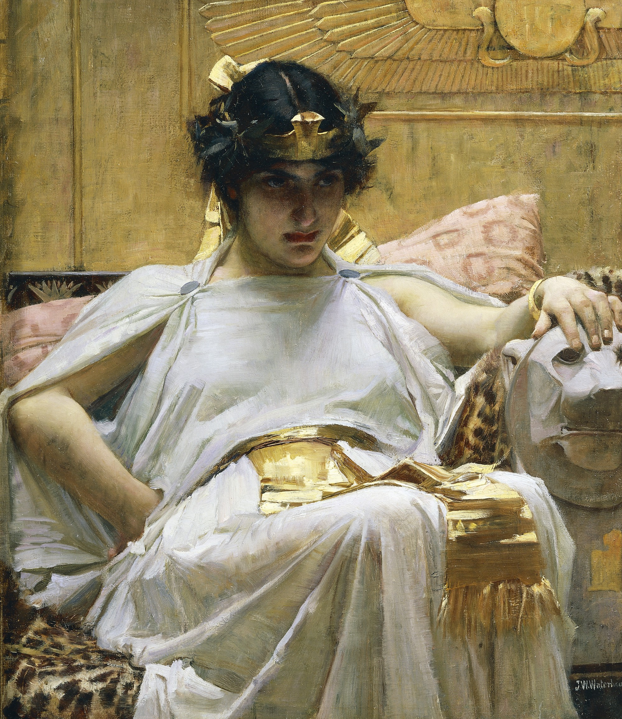 Cleopatra early life facts