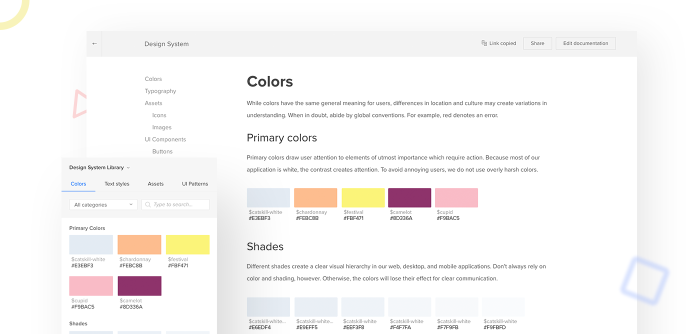 The Future of Design Tools is not Prototyping. Introducing UXPin Systems.
