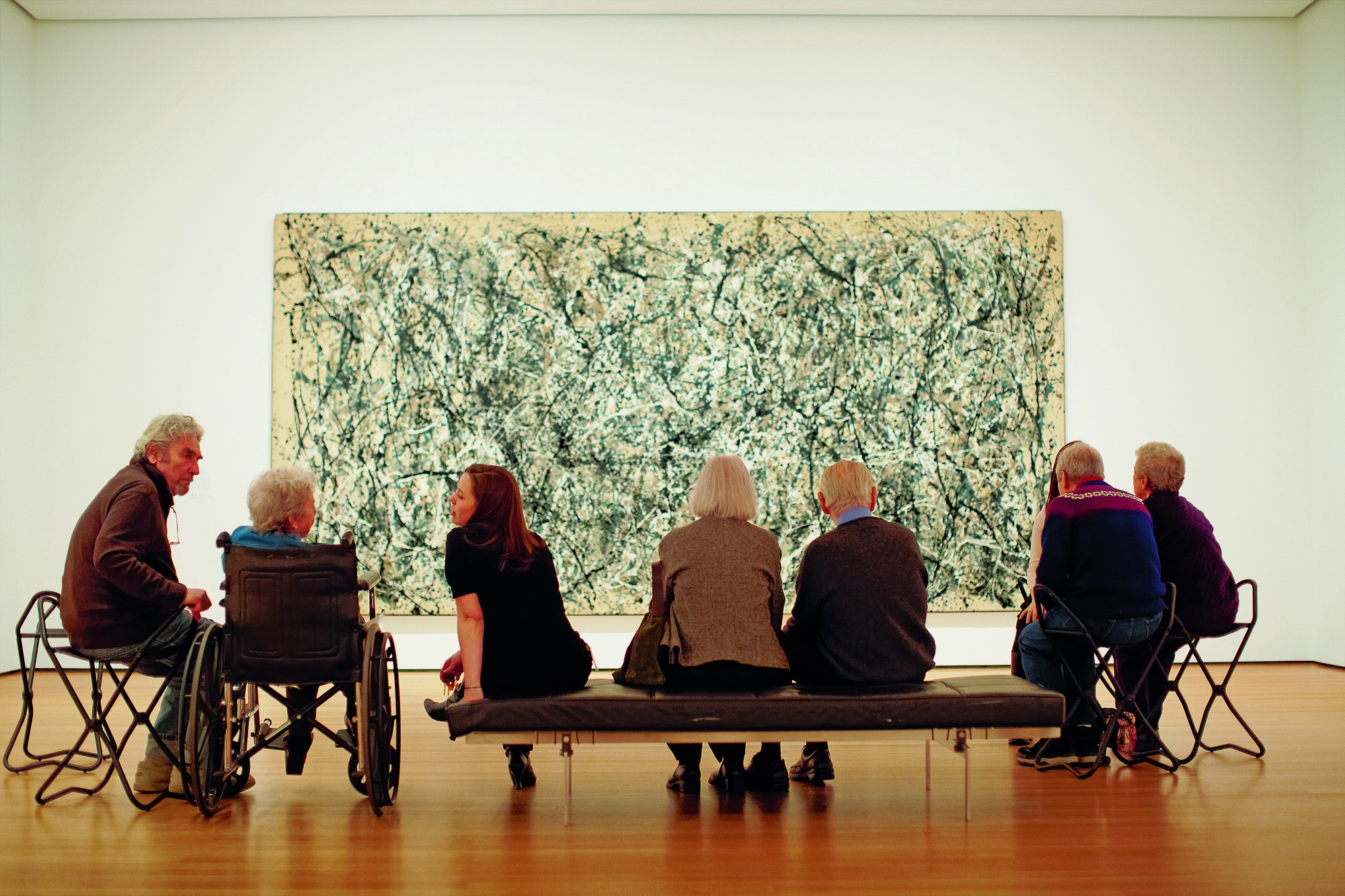 what does it mean to be an accessible museum moma