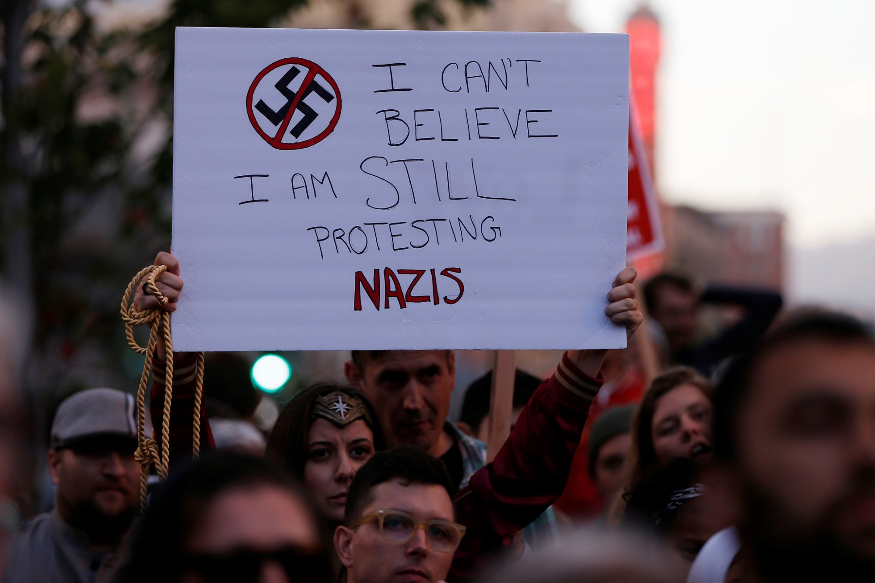 america s collapsing into fascism because americans still don t