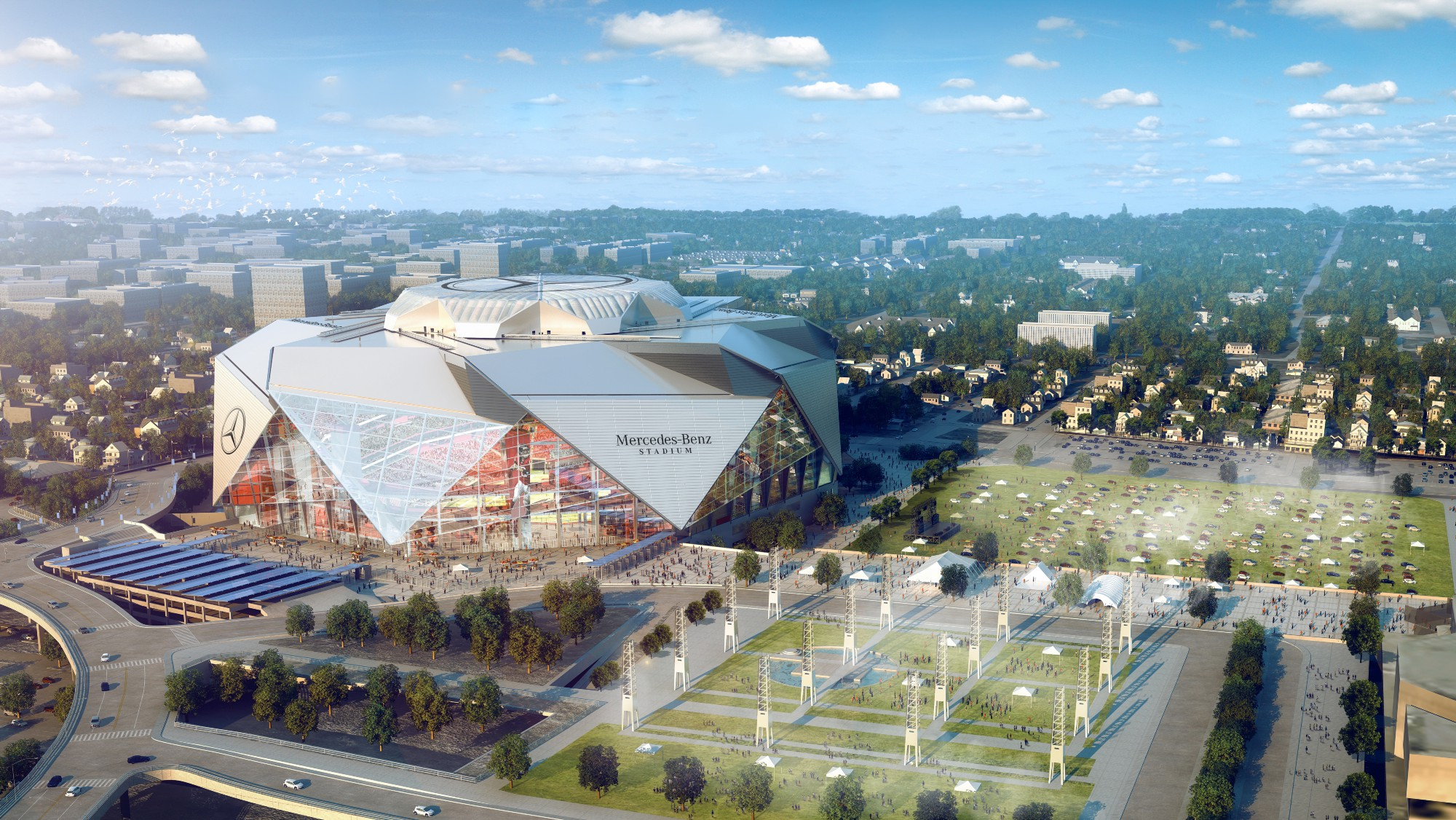 Rising up to the challenge wire rope exchange medium for Hotels near mercedes benz stadium atlanta
