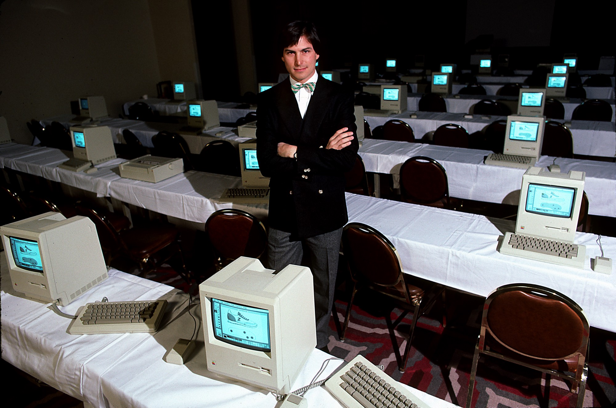 When the Mac was introduced 33 years ago, people thought graphical user interfaces were a real problem
