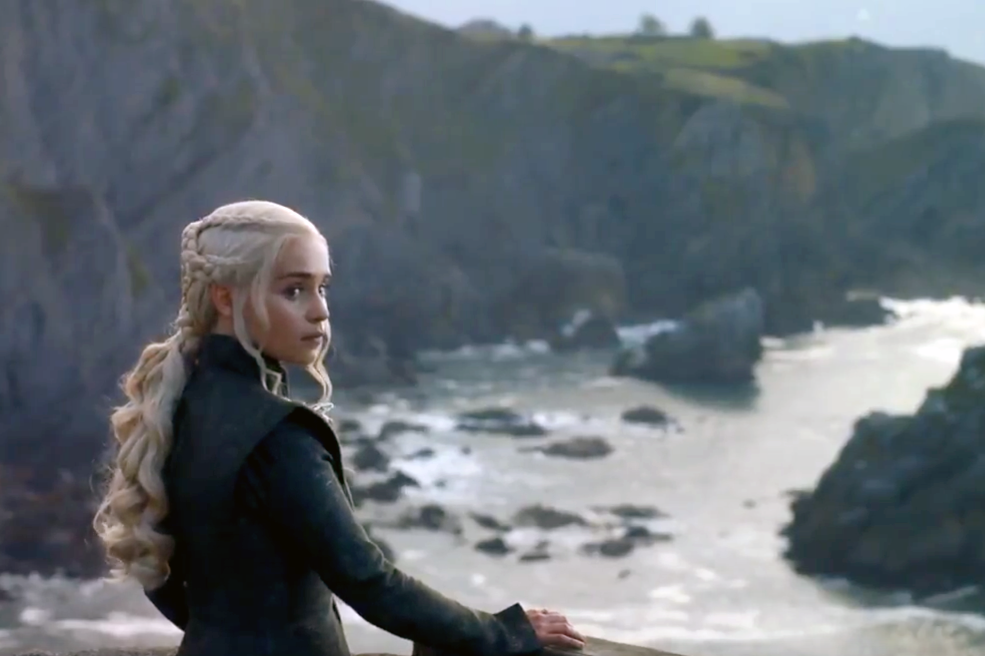 Game of Thrones Season 7 Comic-Con Trailer: Dany Meets Melisandre