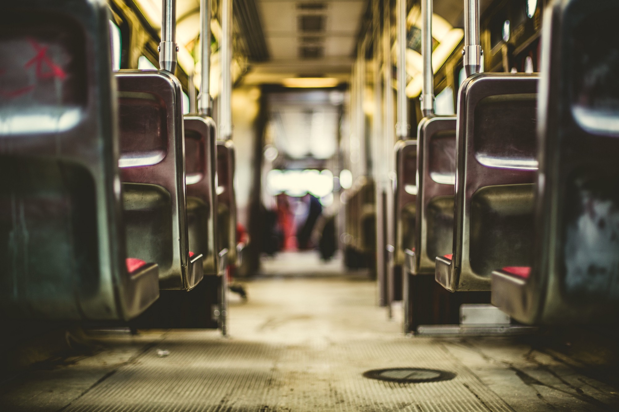 Why is the child swayed in transport, and what to do about it