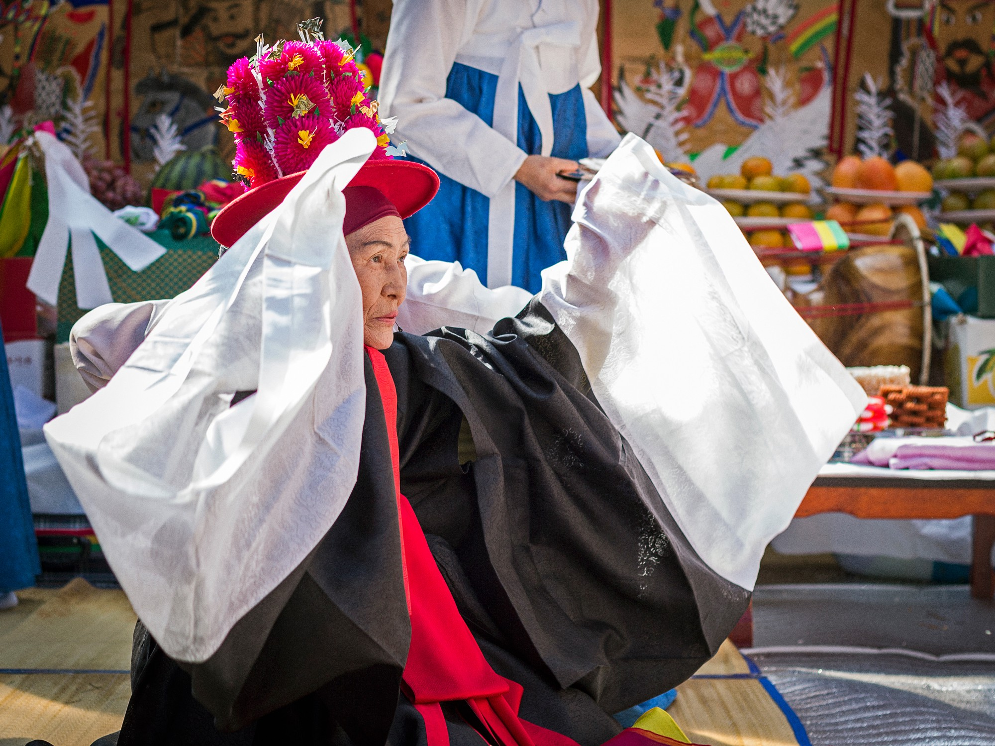 In 21st Century Korea Shamanism Is Not Only Thriving But Evolving