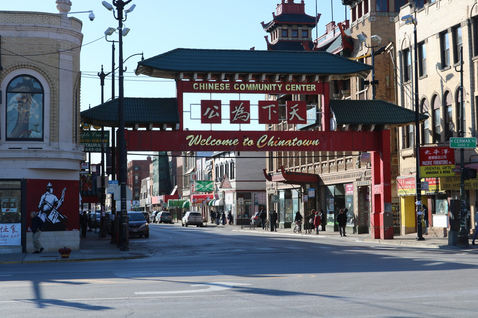 Exploring Chicagou0027s Chinatown