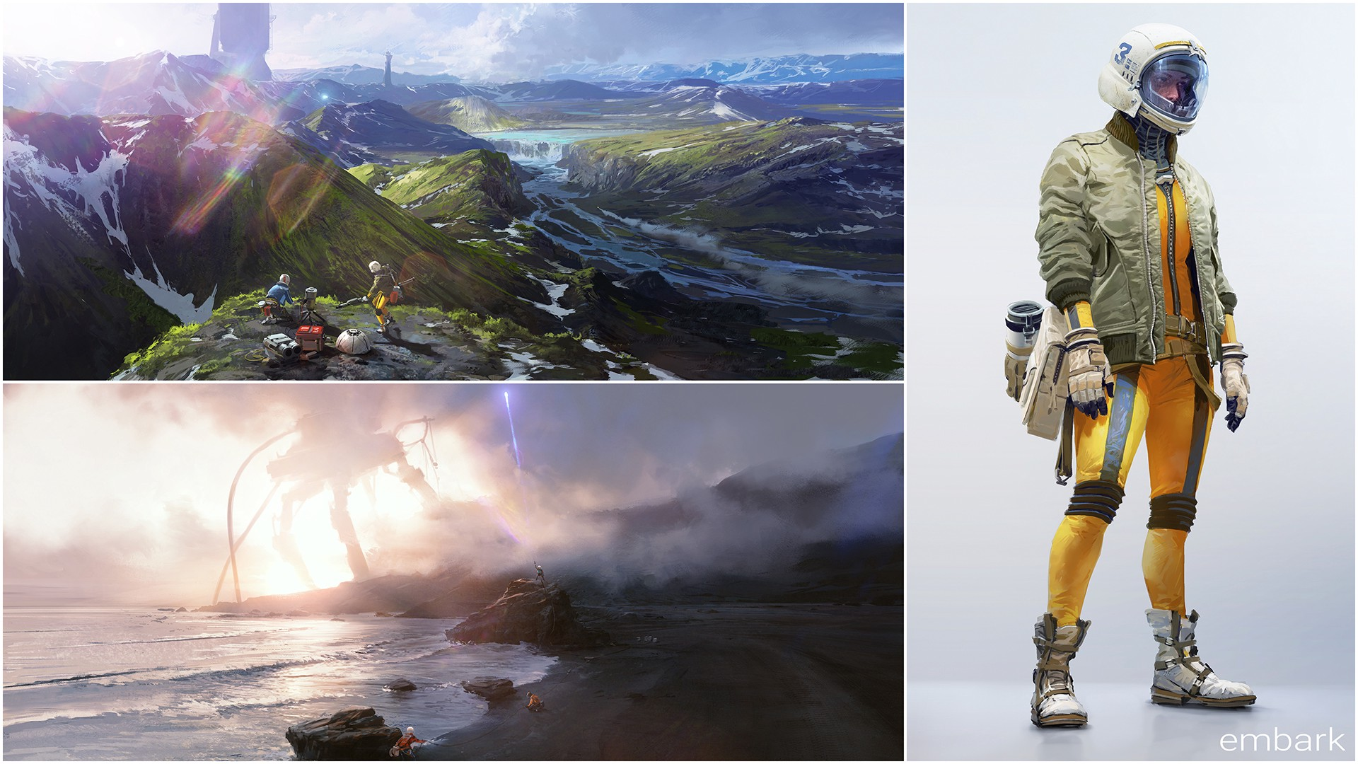 Ex-EA Exec Shows First Glimpse of His New Studio's Game