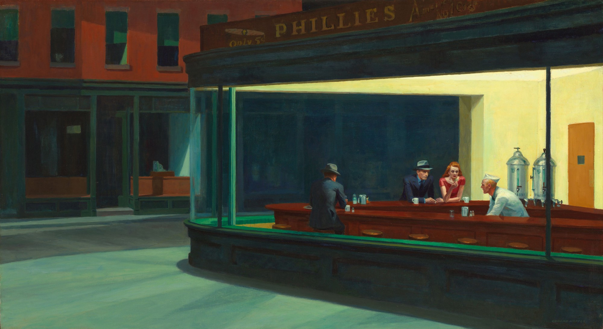 Playing With Raspberry Pi Gpio Pins And Traffic Lights In Java Wiringpi Ohne Sudo Nighthawks Edward Hopper 1942