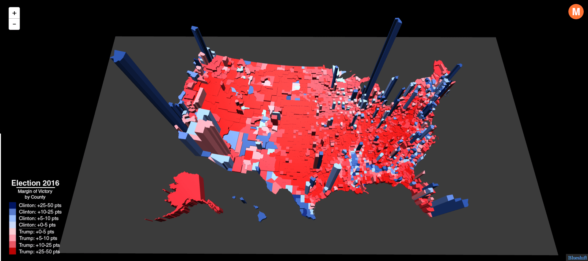 A Better Election Map – Extra Newsfeed