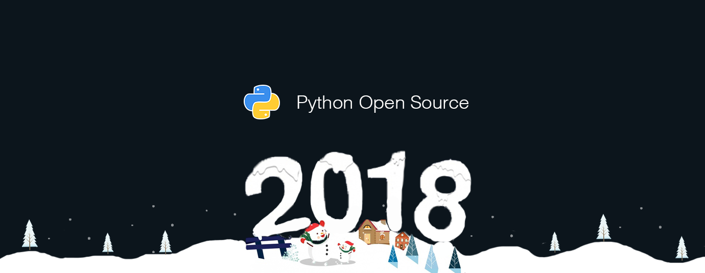30 Amazing Python Projects for the Past Year (v.2018)