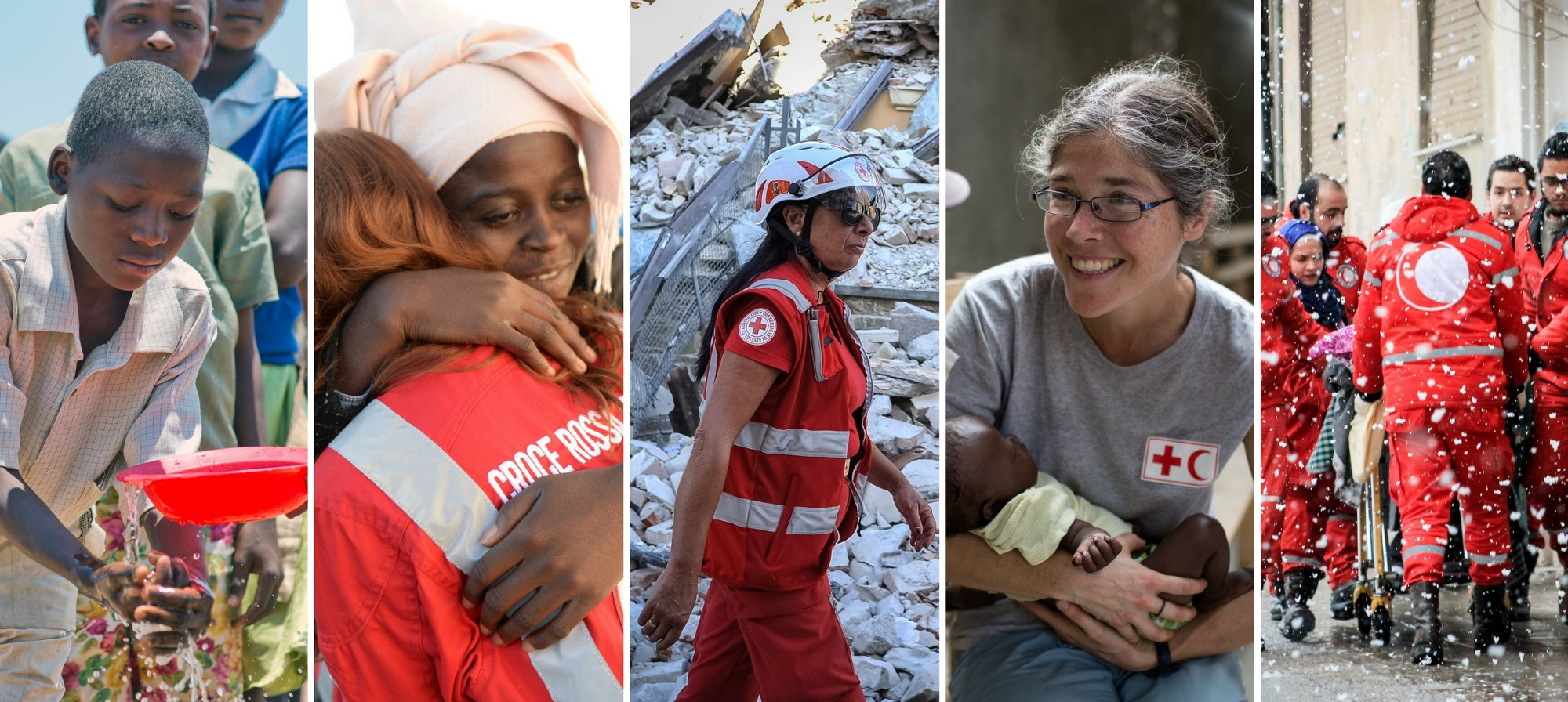 our best photos of the power of good n red a photo essay dedicated to everyone who helped make the world a better place in 2016