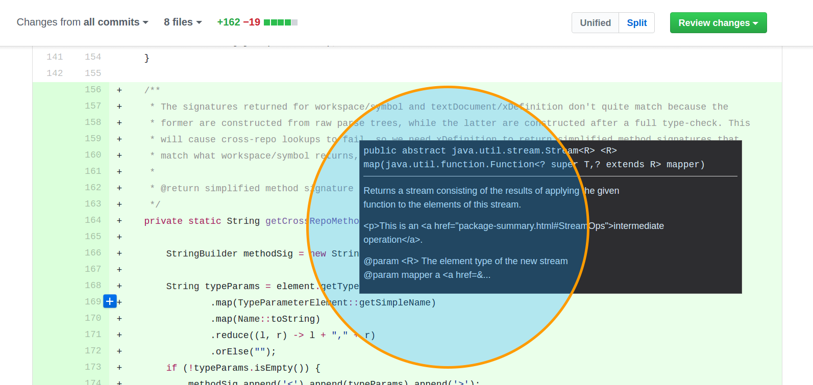 Code Intelligence for Java Now Available on Sourcegraph