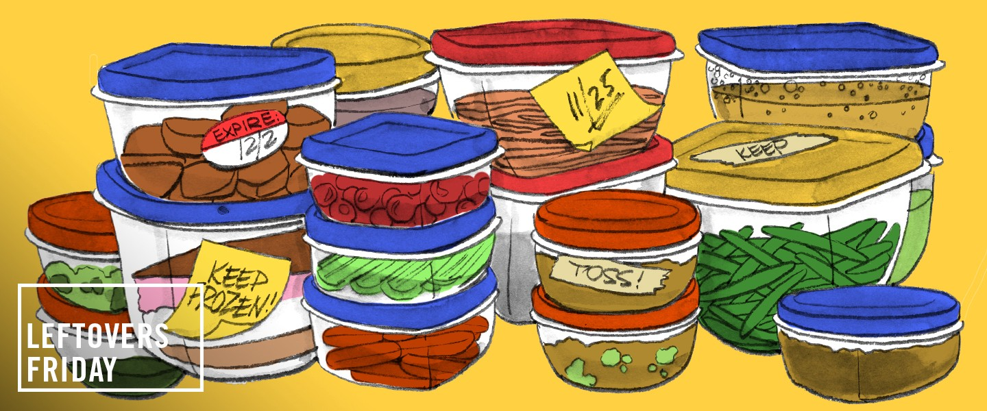 How Long Are Leftovers Good At Room Temperature