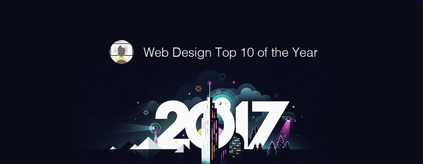 Web Design Top 10 Articles for The Past Year (v.2017)