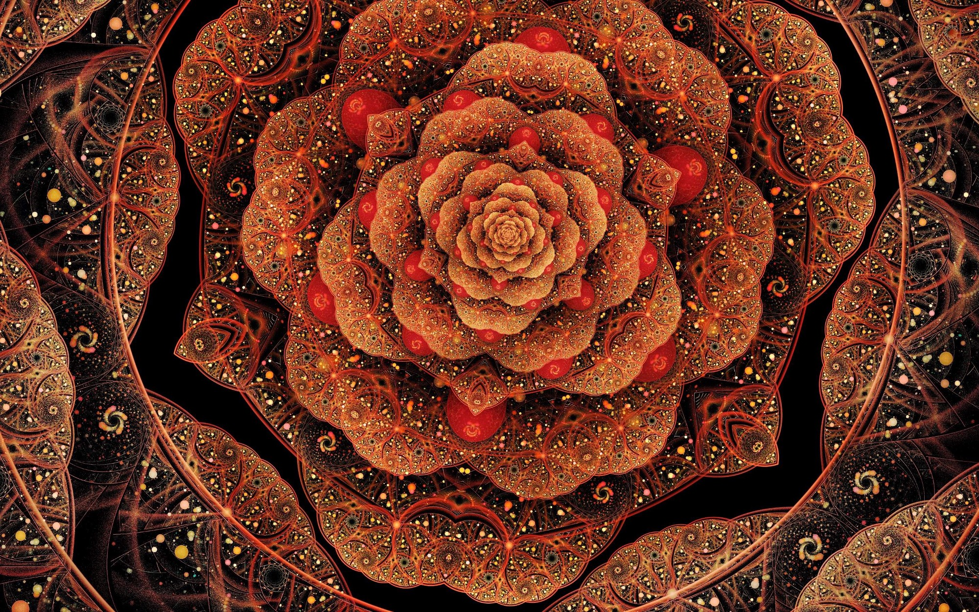Satanist's View on the Self: Fractal and Deific