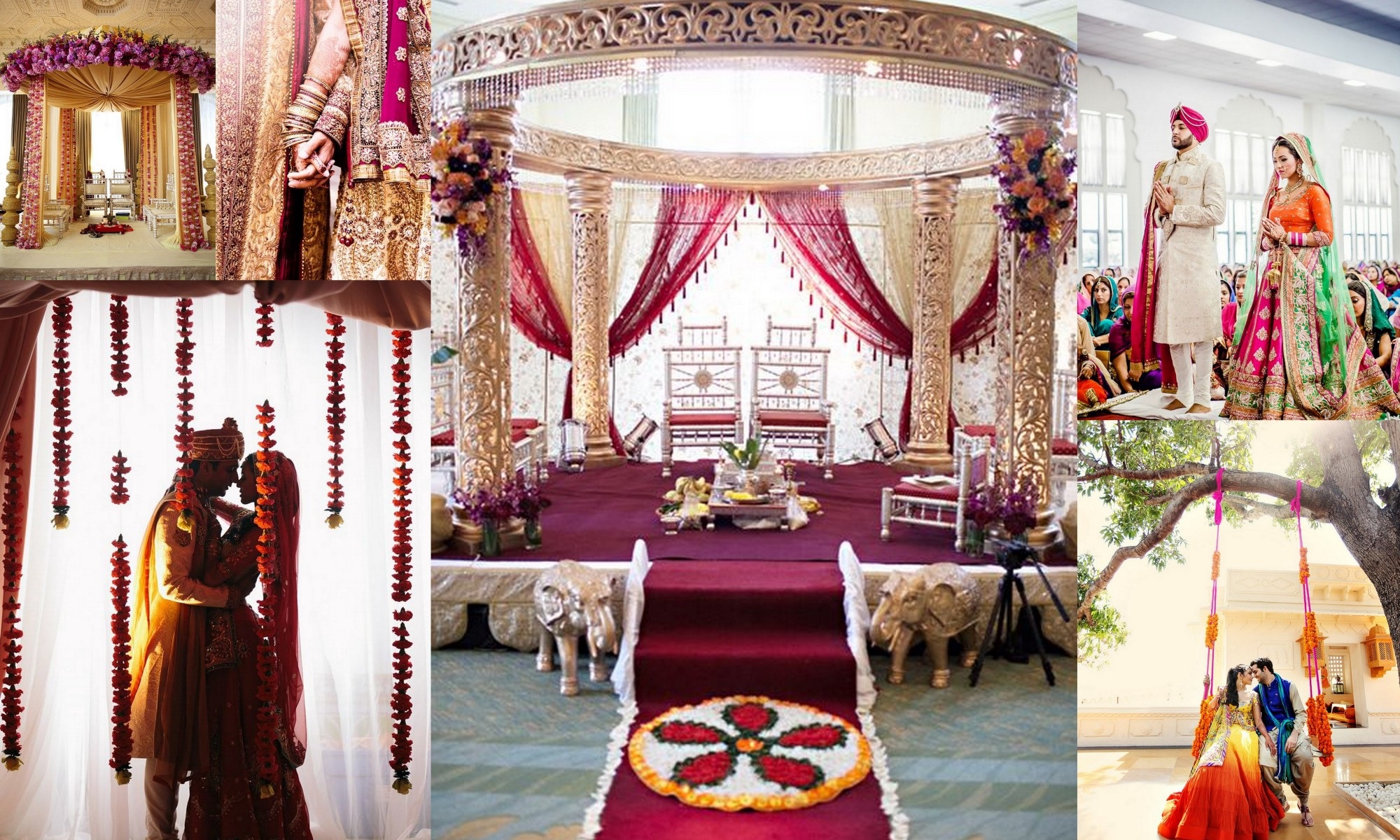 Indian Weddings Always Depict Royal And Tradition Bound Rituals In Their Wedding Celebration The Knot Is Not Only Tied To