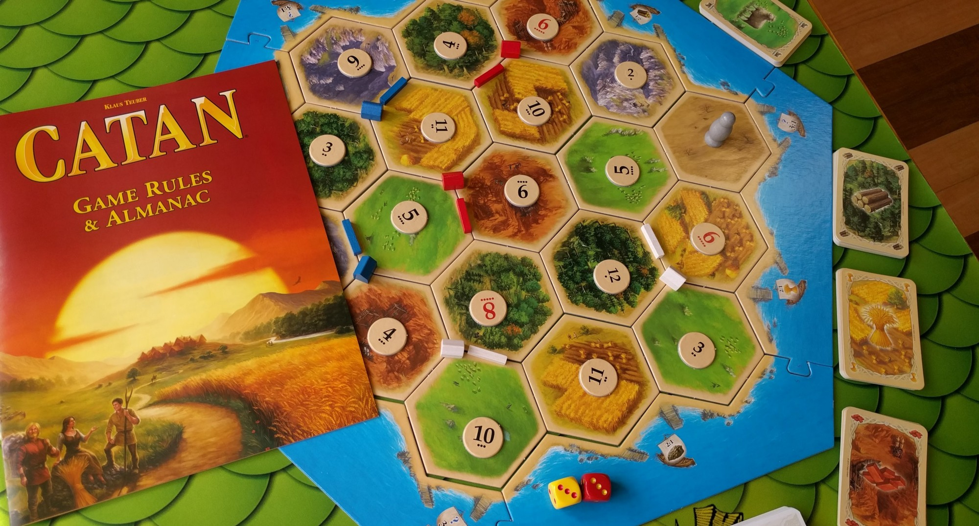 How to Play Settlers of Catan advise