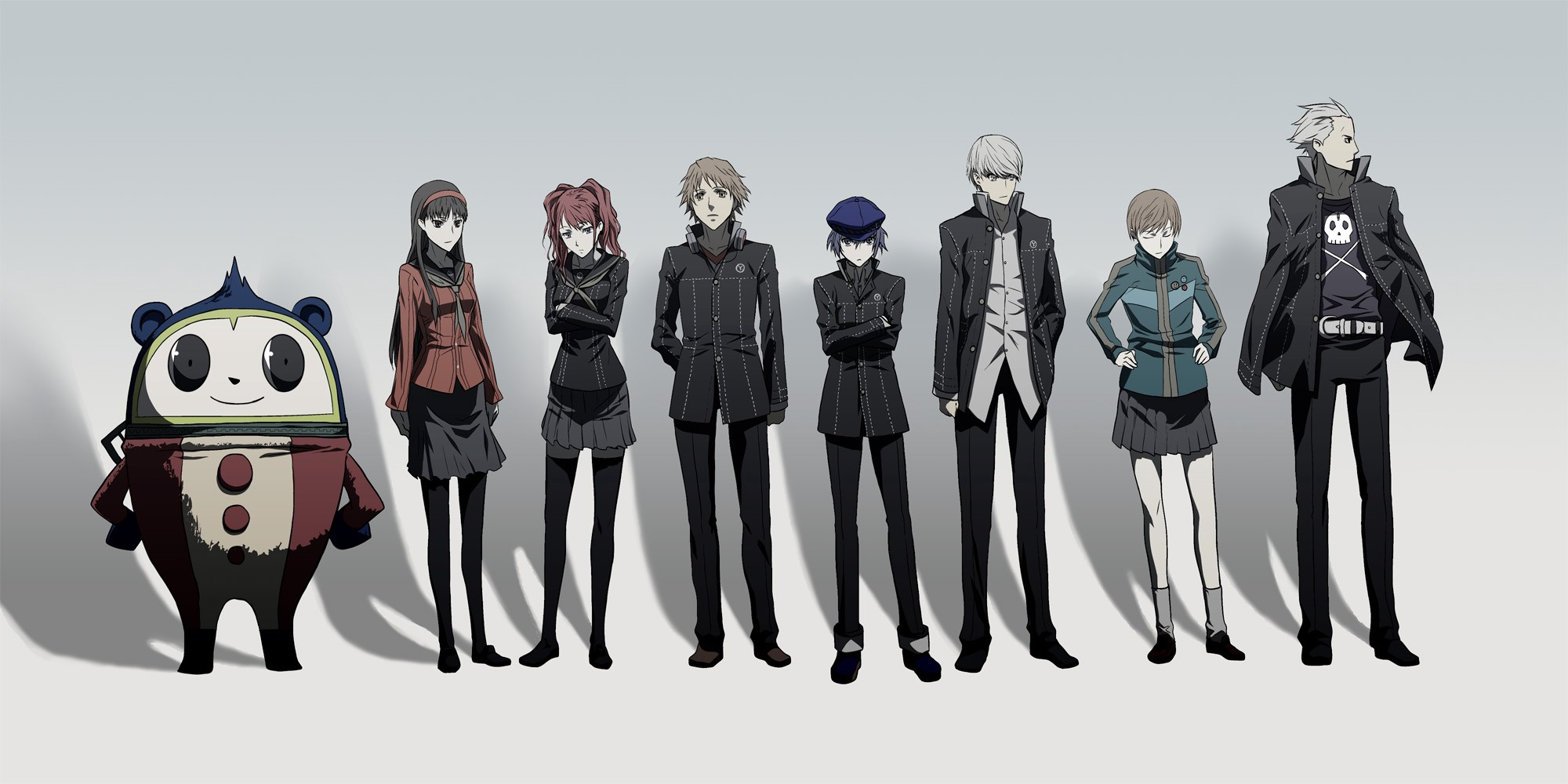 Persona asexual marriage