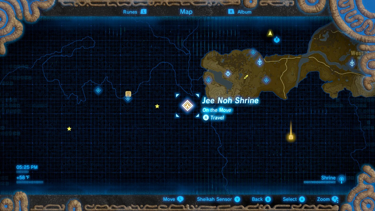 Thoughts On The Legend Of Zelda Breath Of The Wild S User