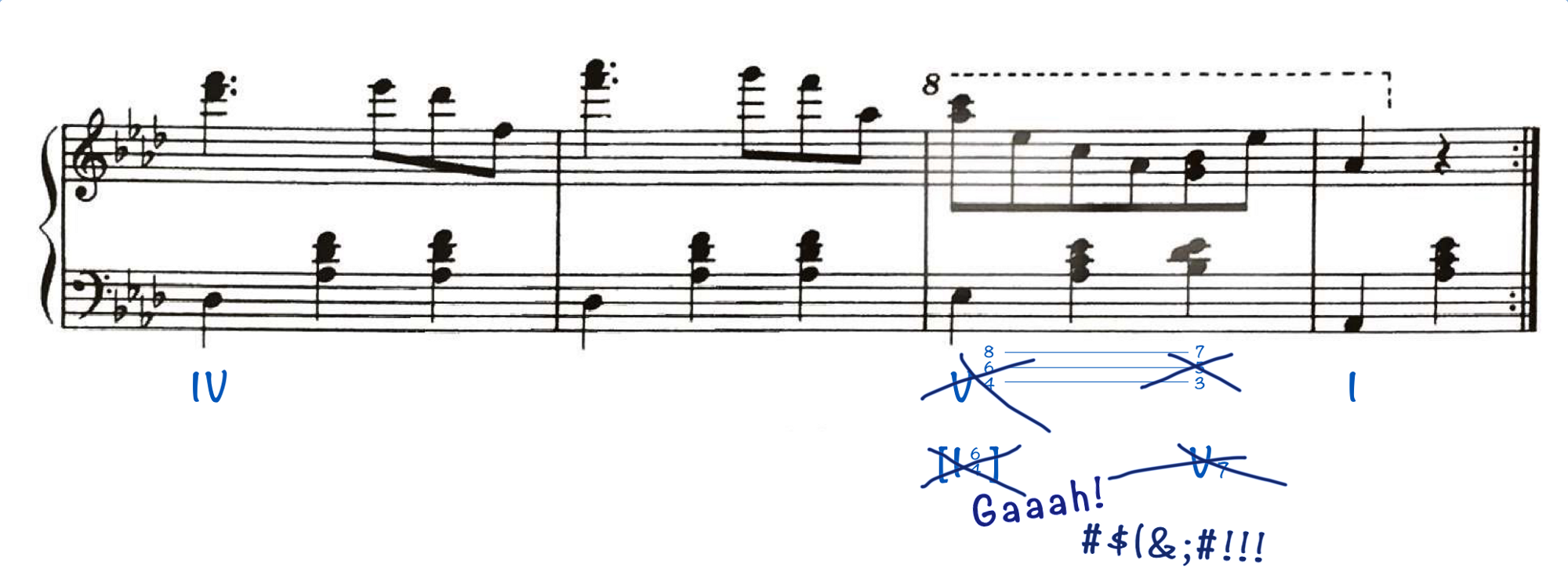 Name that chord the confusing world of the cadential 64 hexwebz Gallery