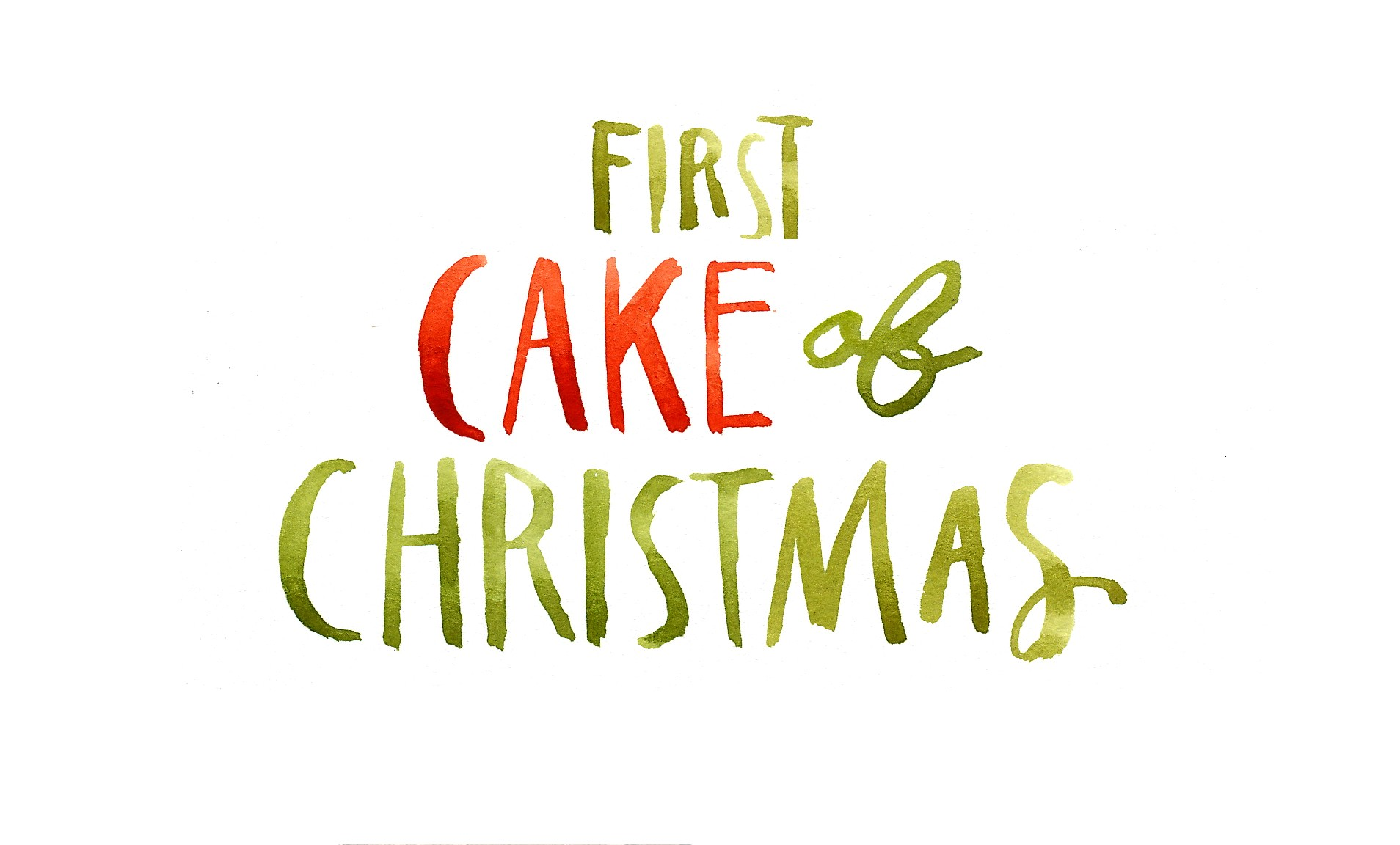 Twelve Cakes of Christmas – Big Sur Bakery – Medium
