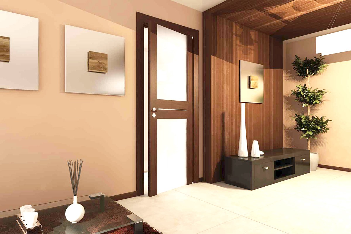 Many Connoisseurs Of Natural Materials Prefer To Choose Brown Interior Doors  For Their Houses. After All, These Solutions Help To Embody Any Design  Ideals ...