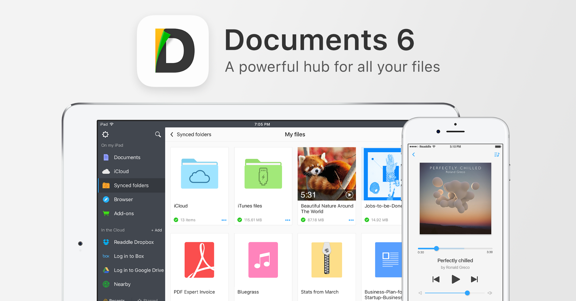 Readdle's Documents 6 becomes the hub for all your files | Blog