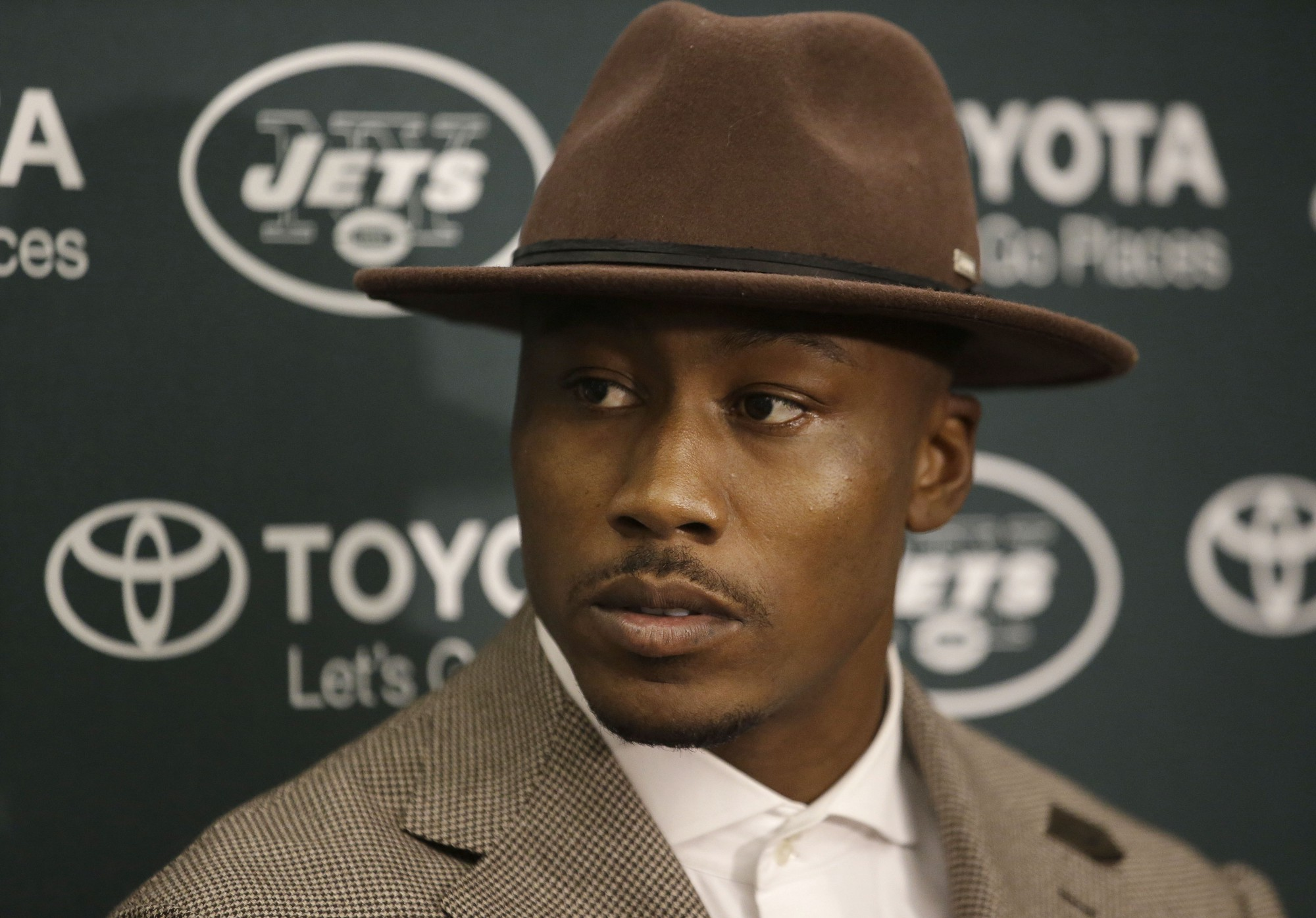 Brandon Marshall The NFL s Talented Wanderer – The Cauldron