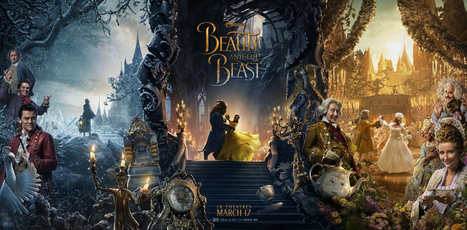 film review beauty beast and the burden of the remake