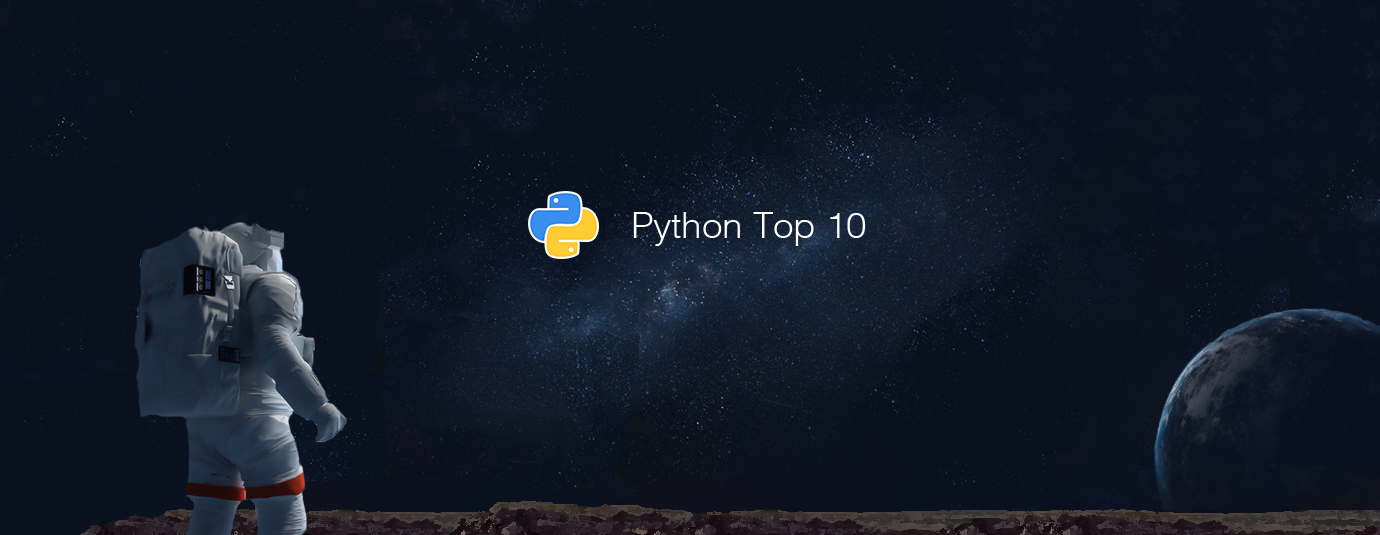 Python Top 10 Articles for the Past Month (v.Dec 2017)