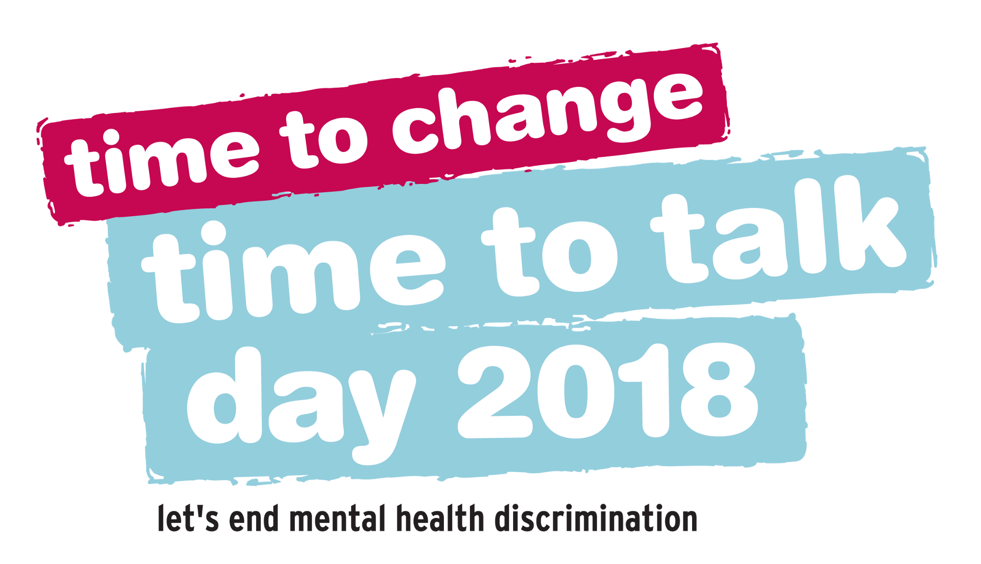 Today Is Its Time to Talk Day