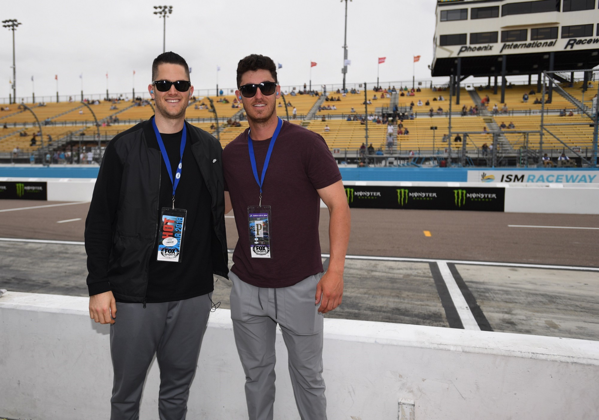 Day At The Track >> Photos A Dodger Day At The Track Dodger Insider