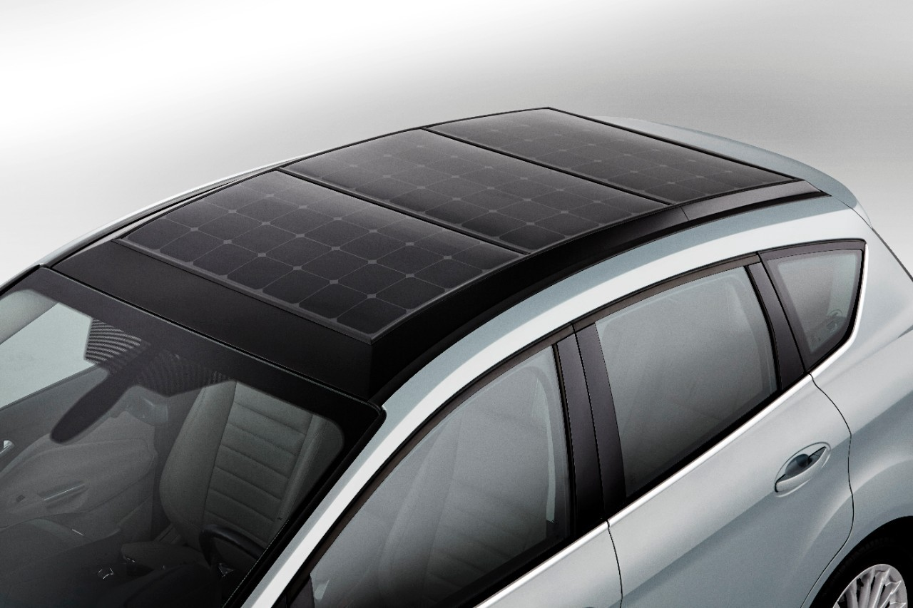 apple tesla are building solar paneled car roofs humanizing tech rh humanizing tech Solar Panel Roof House Solar Panels for Your Home