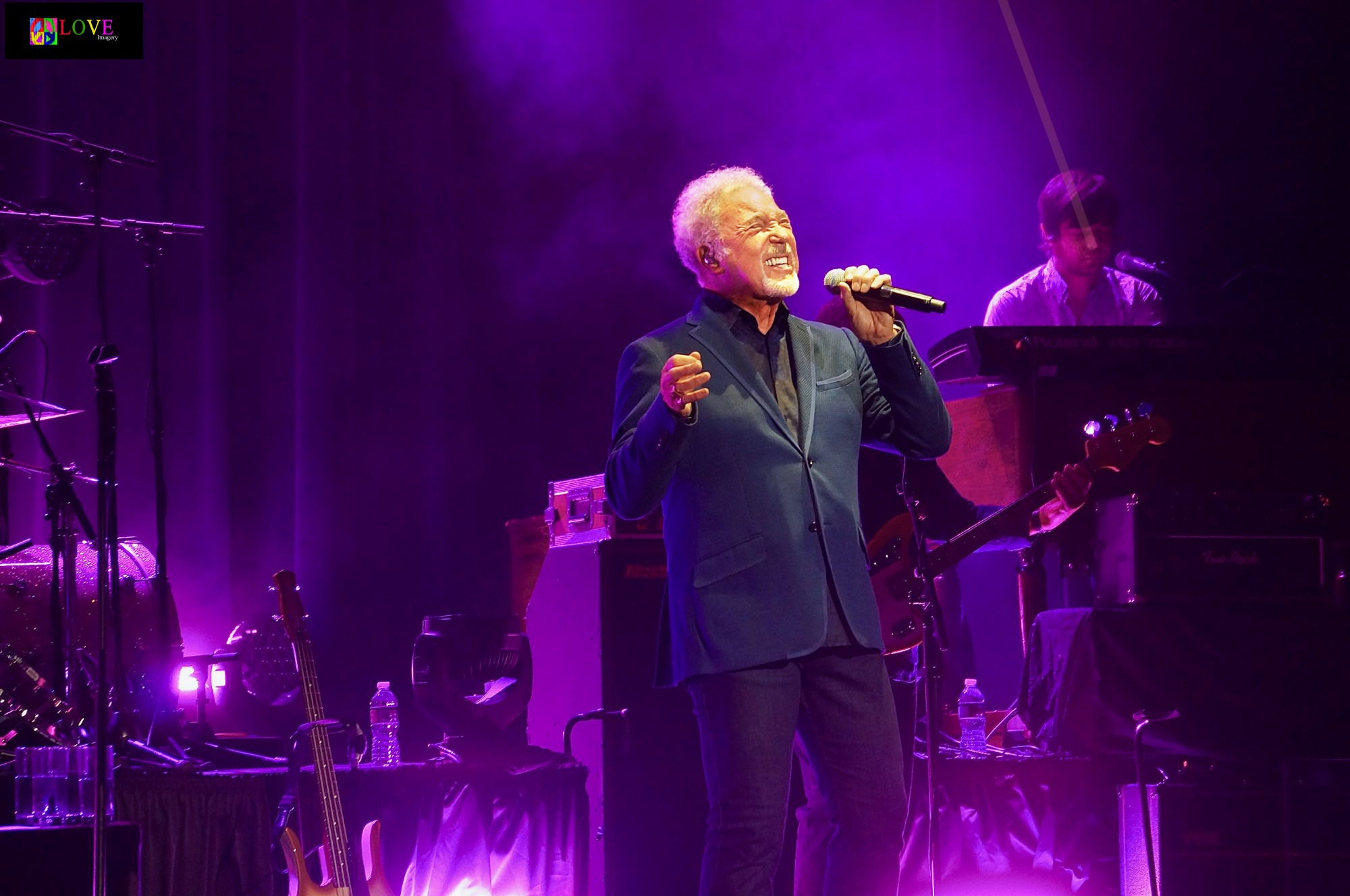 """ e of the Best Concerts I ve Ever Seen "" Tom Jones LIVE at BergenPAC"
