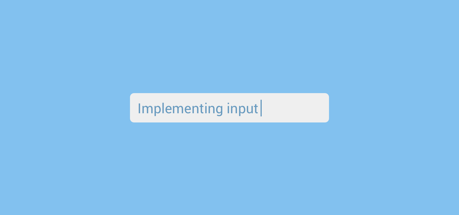 implementing text input in flutter apps flutterdoc