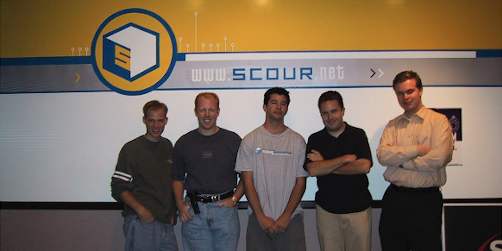 Scour Founding Team
