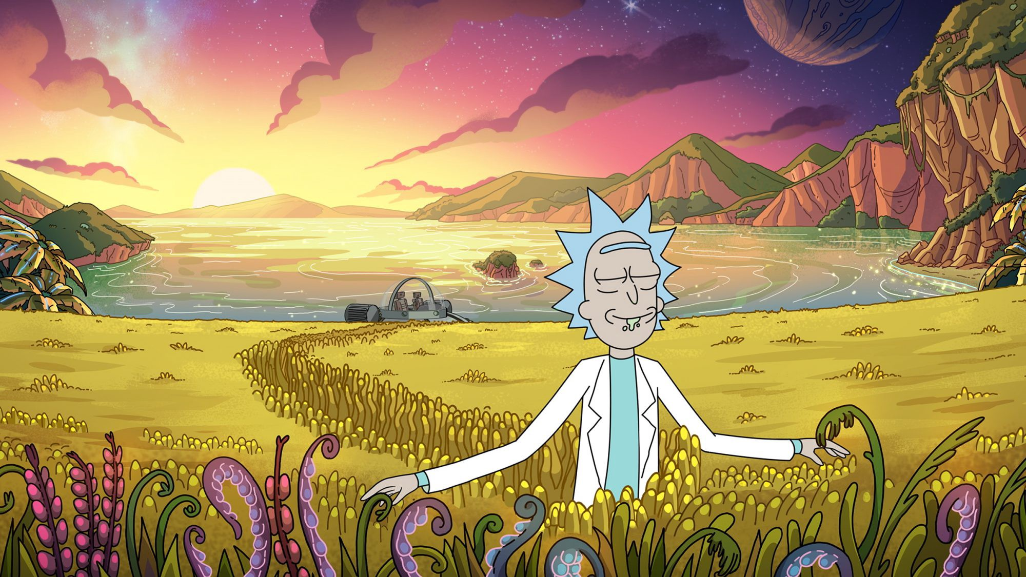 If You Want to Impress Yourself, Practice the 'Rick and Morty' Effect