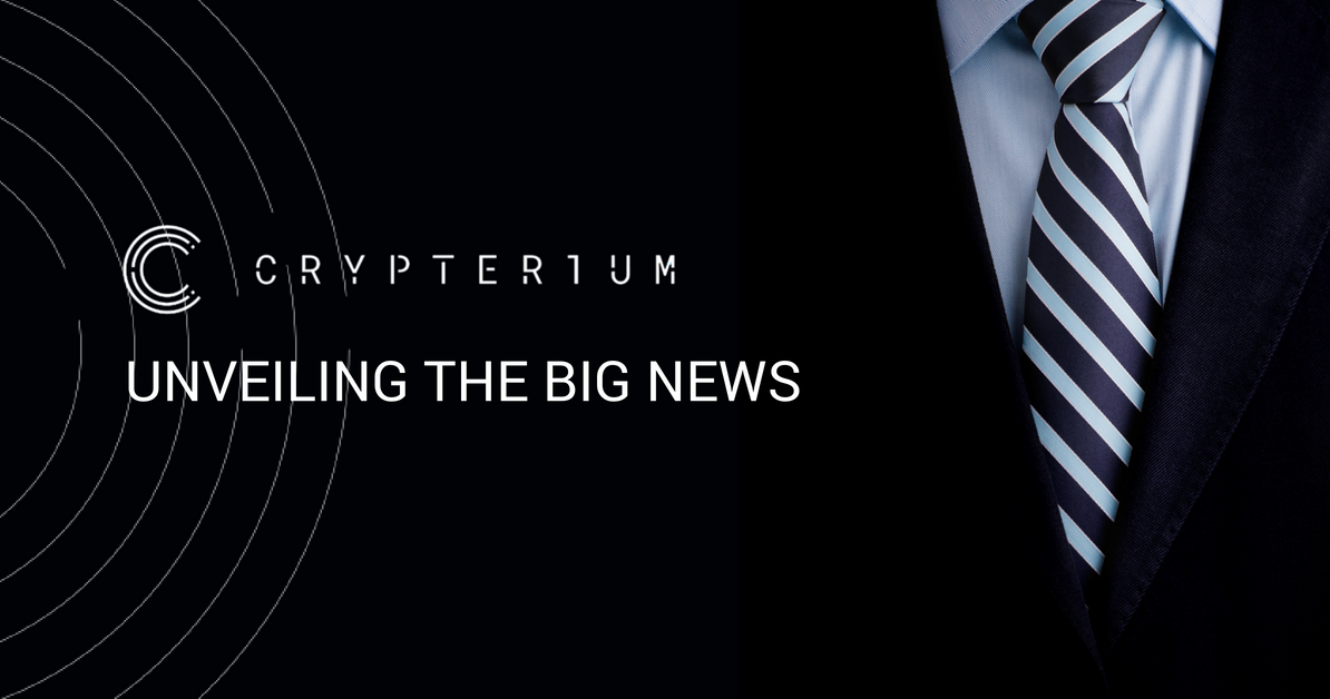 Legendary Fintech Entrepreneur appointed as Crypterium new CEO